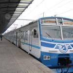 В Киеве отменили еще четыре рейса электрички