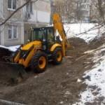 В Киеве из-за аварии на нескольких улицах нет тепла и воды